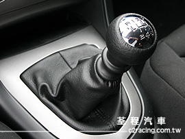 Peugeot 308 改裝六速手排變速系統