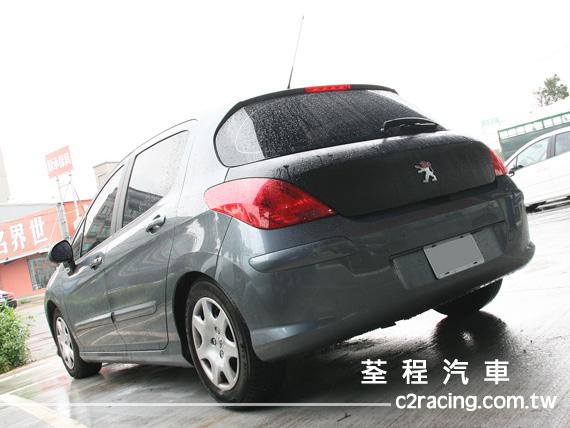 Peugeot 308 手排變速箱改裝