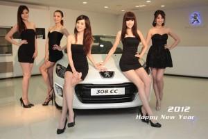 2012 Peugeot showgirl