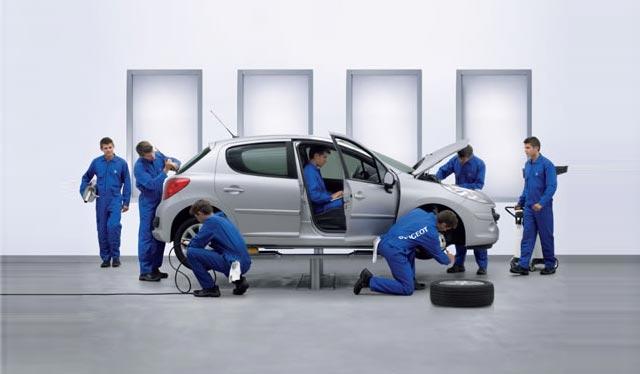 Peugeot Service