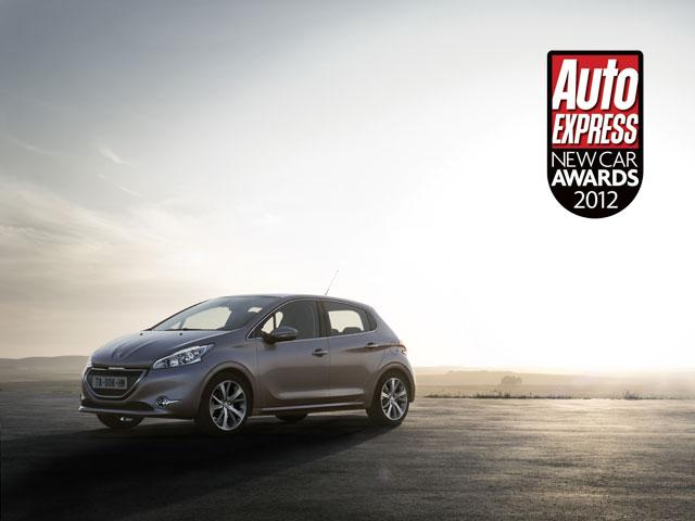 Peugeot 208 Best Supermini 2012